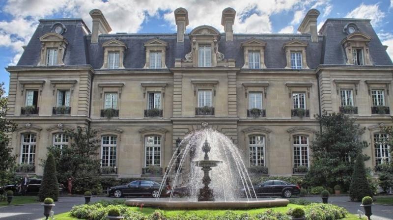 Hotel Saint James Paris