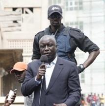 Idrissa Seck perd son chef de sécurité, vieux Sandiéry Diop