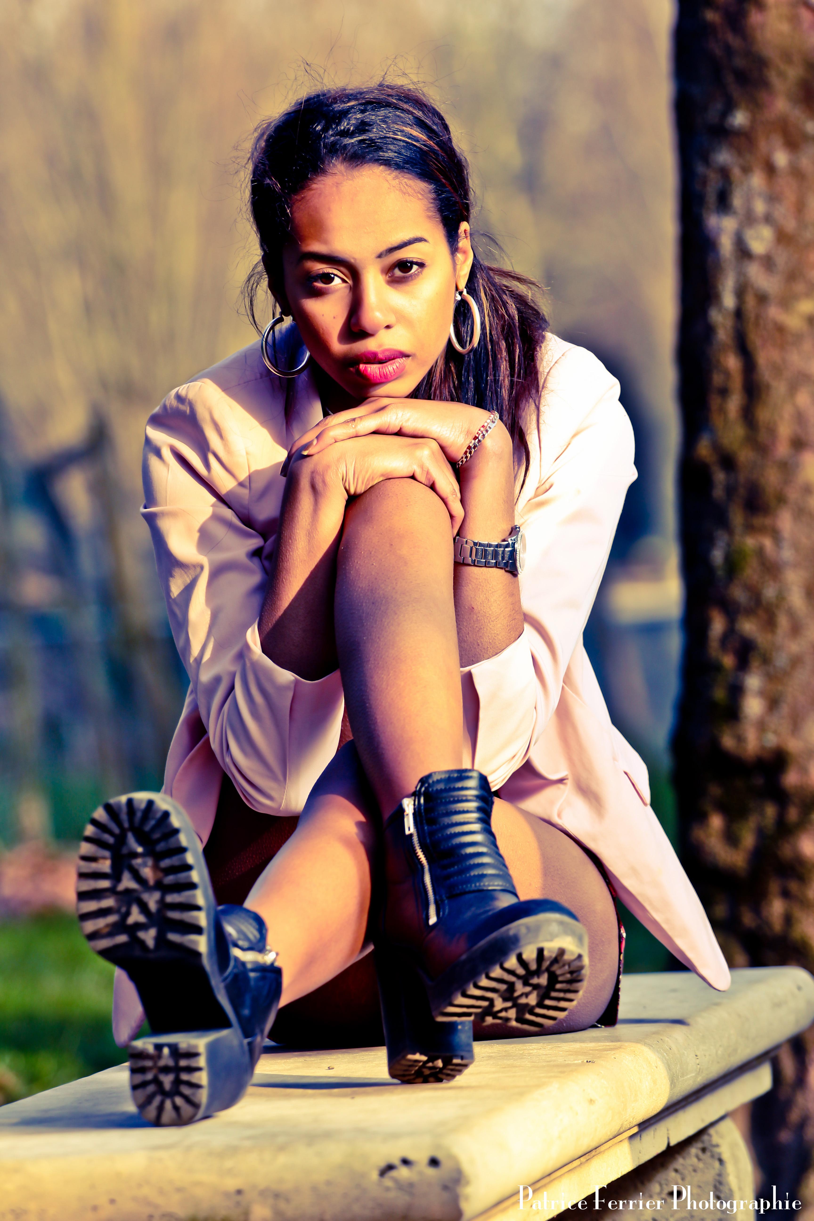 Alicia, une étoile amoureuse du Sénégal