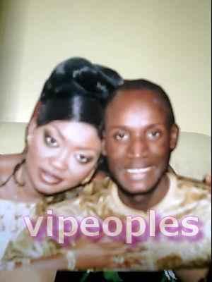Sanex Samb très heureux aux cotés de sa femme