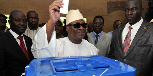 """Présidentielle au Mali : """"IBK"""" promis à la victoire"""