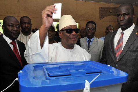 Mali: Keïta nouveau président, Cissé reconnaît sa défaite