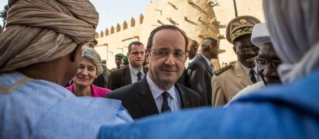 Mali: Hollande assistera à l'investiture du nouveau président