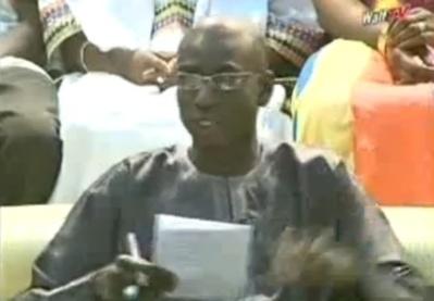 Mamadou Bitèye, l'ami de Ma Puce, sélectionné par Sidy Lamine Niasse pour le pèlerinage à la Mecque !