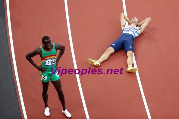 Athlètisme: Mamadou Kassé Hanne se qualifie en finale du 400m haies des Mondiaux de Moscou