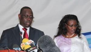 Quand le couple présidentiel tourne le dos à Abdoulaye Sylla
