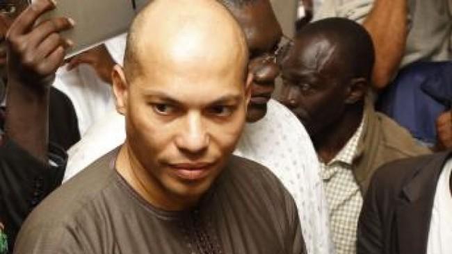 Karim Wade se confie depuis Rebeuss : « Aujourd'hui je suis arrêté, mais même tué… je mourrais heureux »