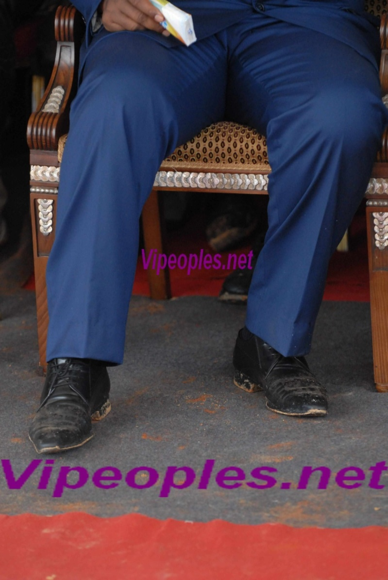 Les chaussures du Président Macky Sall