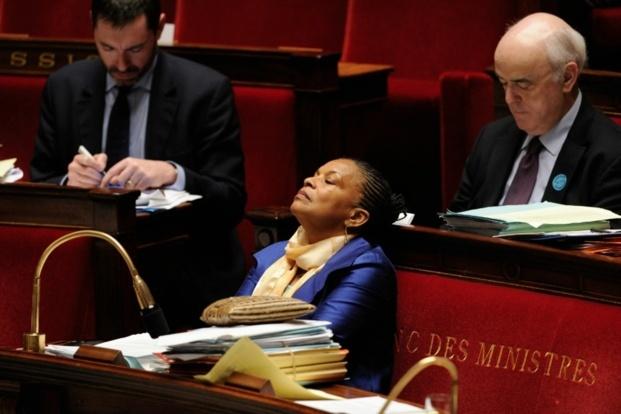 Christiane Taubira : «Je suis devenue noire à Paris»