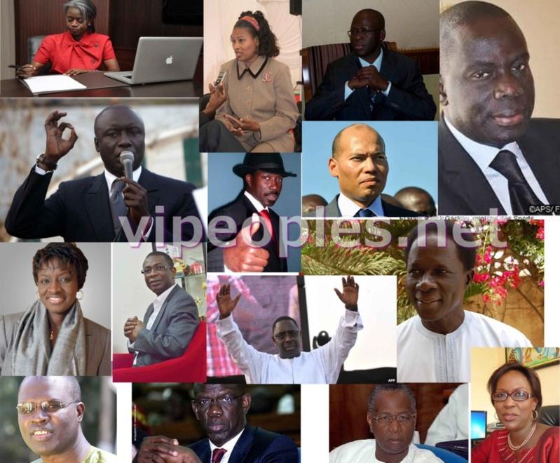 Avis aux sénégalais: Qui sera le plus adapté pour être le 5e Président de la République ?