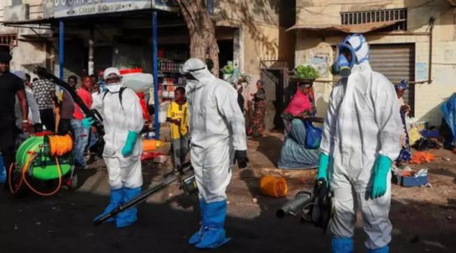 Covid-19, Indice de la sévérité: Le Sénégal chute à la 108ème place mondiale