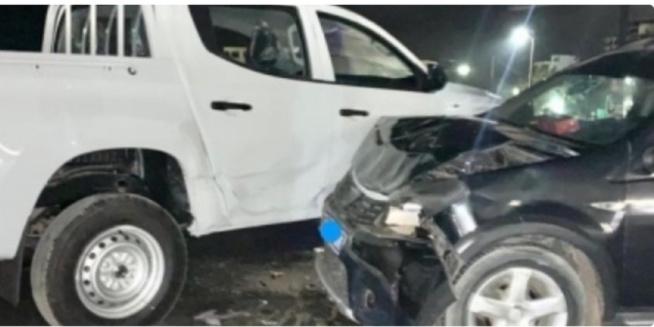 La voiture des acteurs de la série Infidèles n'a pas pris feu: Voici ce qui s'est réellement passé