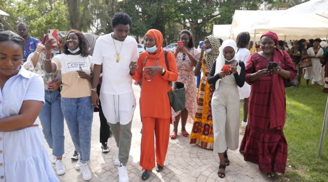 Wally Seck encourage l'excellence
