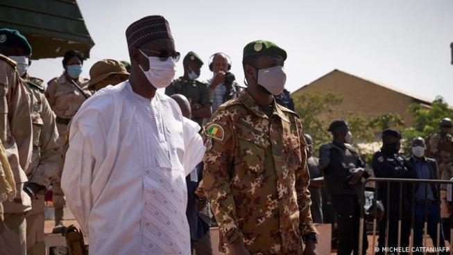 Mali: La scène de l'agression pour tuer le président Assimi Goïta, incroyable!