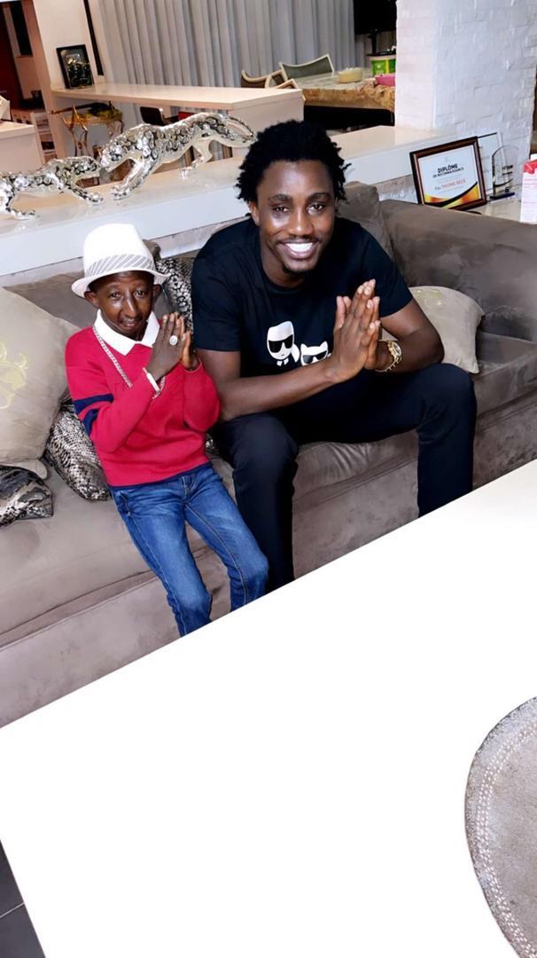 "Grand P à Dakar: Waly Seck lui offre un million FCfa en ""Ndéwénal"""