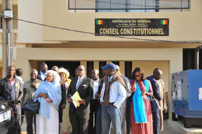 Code pénal et Code de procédure pénal: Le Conseil constitutionnel rejette le recours de l'opposition