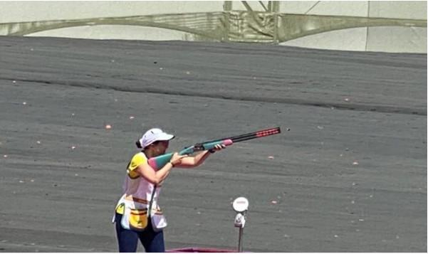 Jeux Olympiques: La Sénégalaise Chiara Costa passe le 1er tour