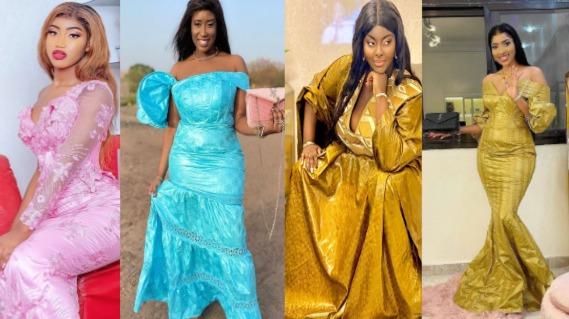 TABASKI: Admirez les Sangne Sé des célébrités de la musique et du cinéma Abiba, Chabi, Amy Léa...