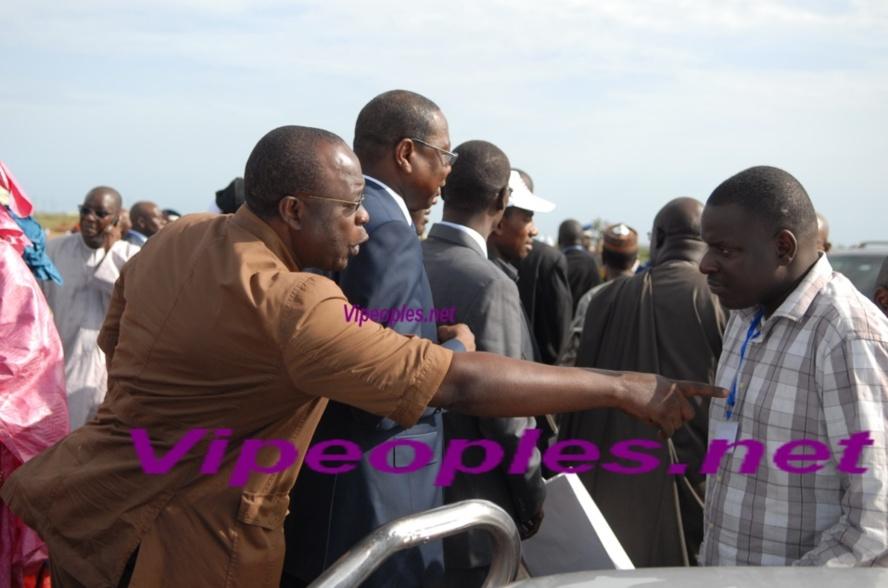 L'artiste Doudou Ndiaye Mbengue fait-il partie de la garde rapprochée de Mankeur Ndiaye?