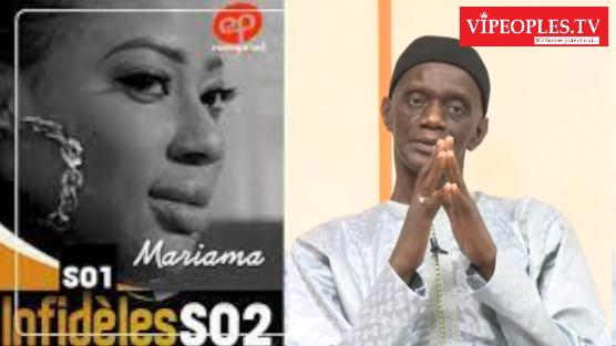 """""""Infidèles"""" : Mame Matar Guèye dément EvenProd et confirme l'exclusion de Mariama !"""