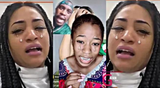 Urgent ! Sœur de Lena s*£xt@pe Gueye en larme et répond Khalifa rapeur... Vie privée dia..