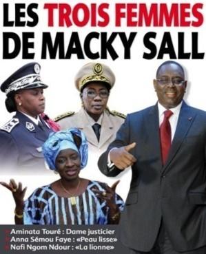 GRAND ANGLE- NAFI NGOM NDOUR, ANNA SEMOU FAYE ET AMINATA TOURE Trois femmes puissantes