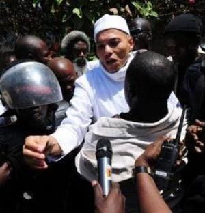 Karim Wade « L'énergie qu'ils dépensent pour moi suffit pour faire émerger le Sénégal si ...»
