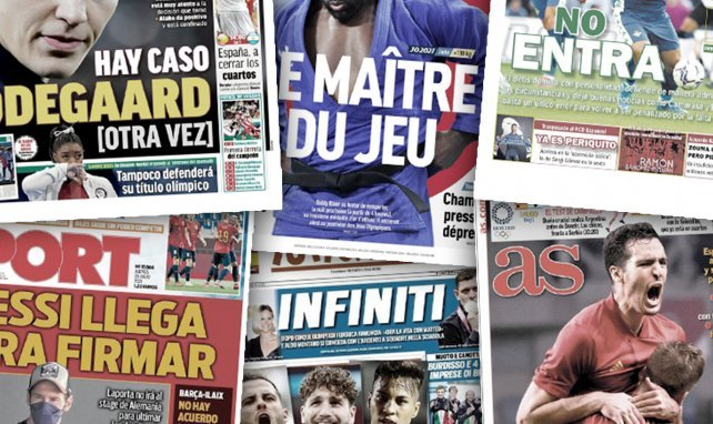 L'Equipe de France olympique prend cher après son fiasco, la Juventus va s'offrir un triple coup fou sur le mercato
