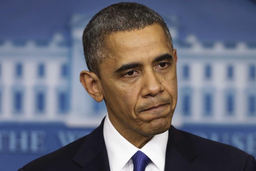 """CINEMA: Barack Obama avoue avoir pleuré en voyant """" Le Majordome"""""""