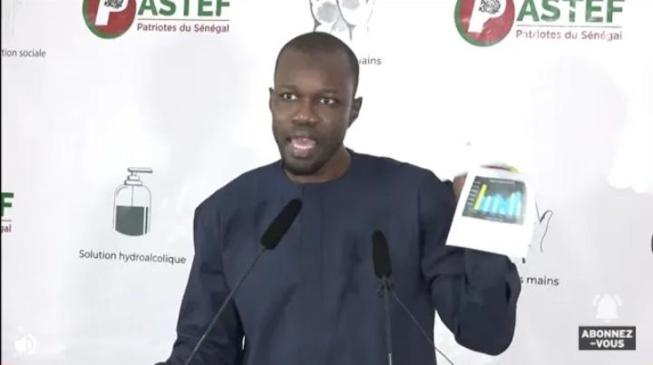 Pandémie au Sénégal : Ousmane Sonko révèle les vrais chiffres, que nous cache le gouvernement ?