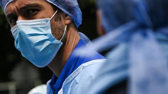 Covid-19: le nombre de malades à l'hôpital augmente toujours