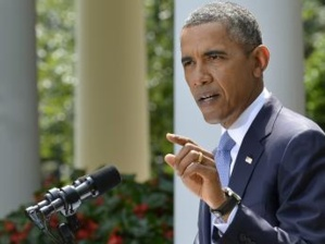 Syrie: Barack Obama va solliciter l'avis du Congrès avant d'agir