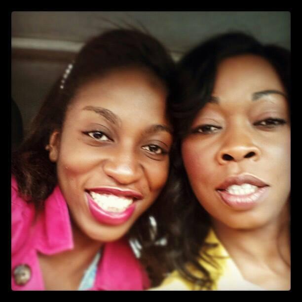 La starlette Binou Ndour et sa maman Aby Ndour, de grandes complices !