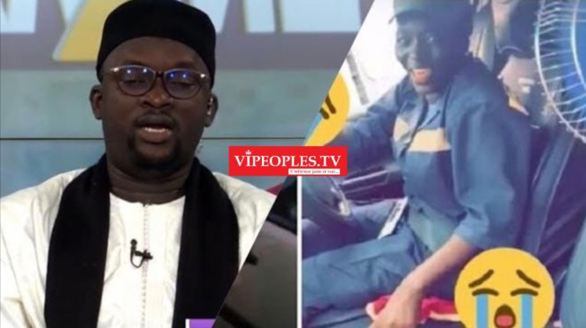 """Mort atroce de Lobé Ndiaye : Oustaz Makhtar Sarr """"Déf katu lu bon sula défé lu bon yako déf ..."""