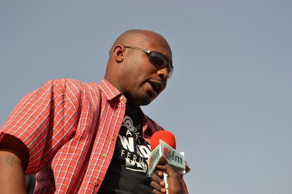 [AUDIO] Barthélemy diaz s'exprime sur la démission du PM Abdoul Mbaye