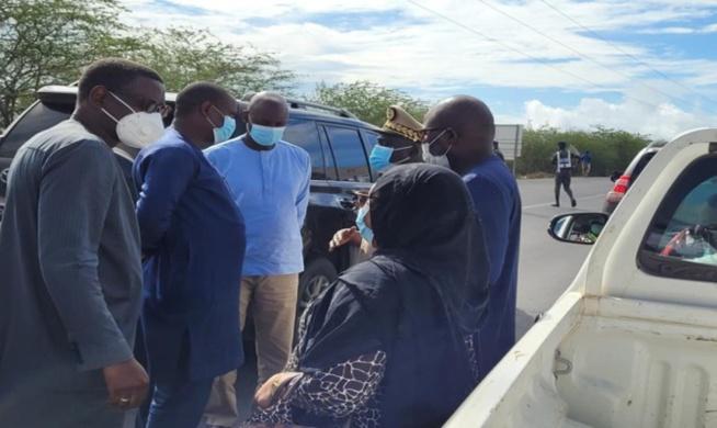 Onze morts à Ndioum: Une enveloppe de l'Etat de 20 millions F CFA aux victimes