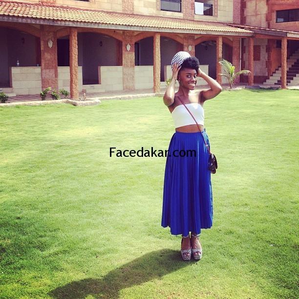 Mary Ndiaye toujours en activité