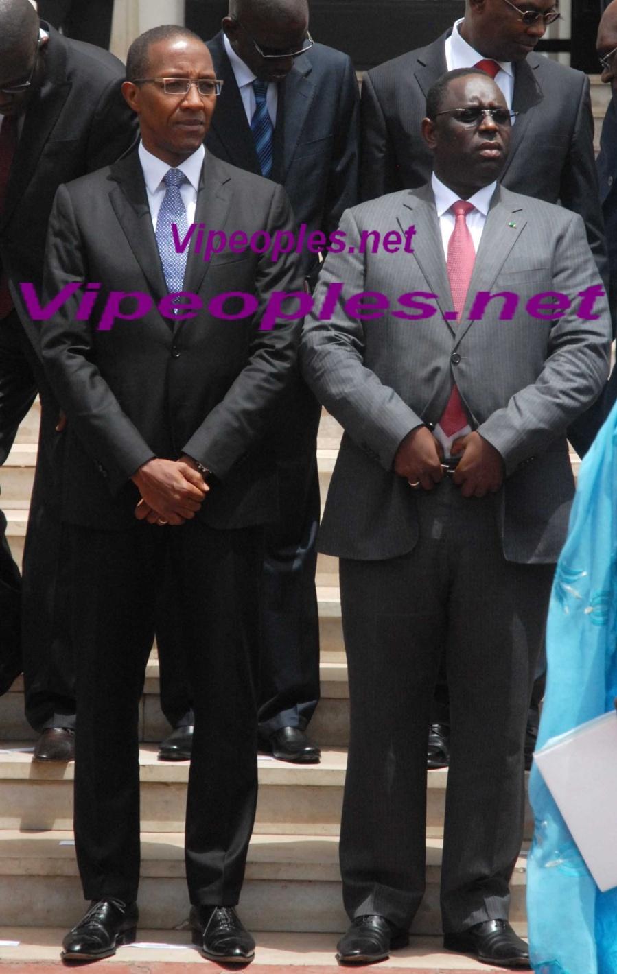 Macky Sall - Abdoul Mbaye: Du passé présent