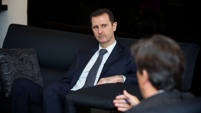 La mise en garde d'Assad à la France