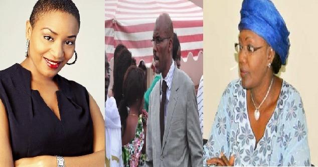 Carnet Rose : Sarah Cissé devient la co-épouse de Aminata Tall