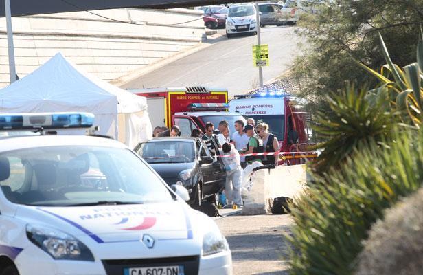 Marseille: Le fils du directeur sportif de l'OM José Anigo tué par deux motards