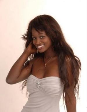 Bruna Ndiaye se marie