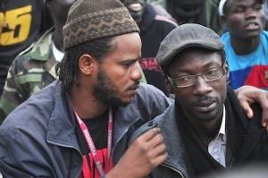 Fadel Barro, activiste : « Ce sont les O.N.G. qui gèrent les dépenses de Y'en A Marre »