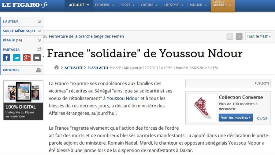 Youssou Ndour, un patrimoine à préserver?