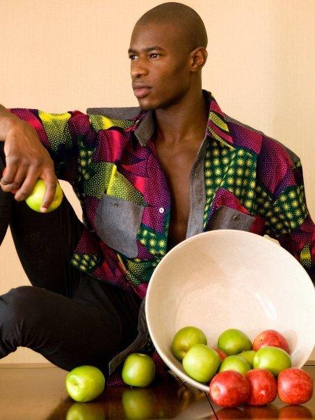 Mame Tene, ce mannequin franco-sénégalais qui rêvait de devenir joueur professionnel de football