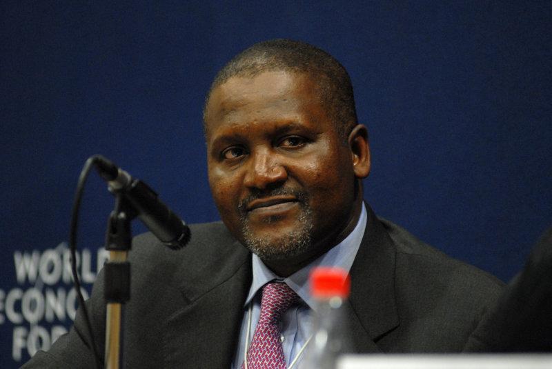 Dangoté veut investir mille milliards au Sénégal