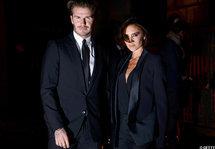 David Beckham : L'ex-footballeur s'est fait tatouer le nom de sa femme