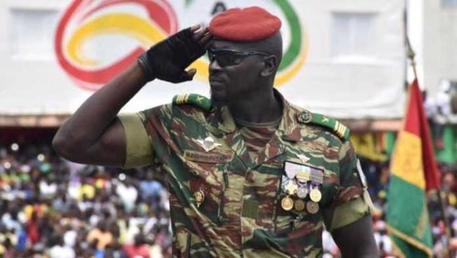 GUINÉE: Le colonel Doumbouya libère les détenus politiques
