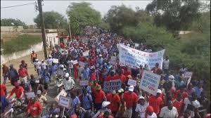 Le préfet de Guédiawaye interdit la marche contre la cherté de la vie