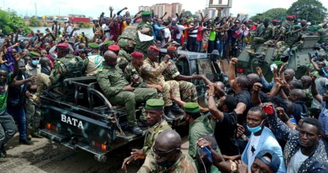 Projet de la charte de transition: Le peuple guinéen pose ses conditions, pas plus de 24 mois